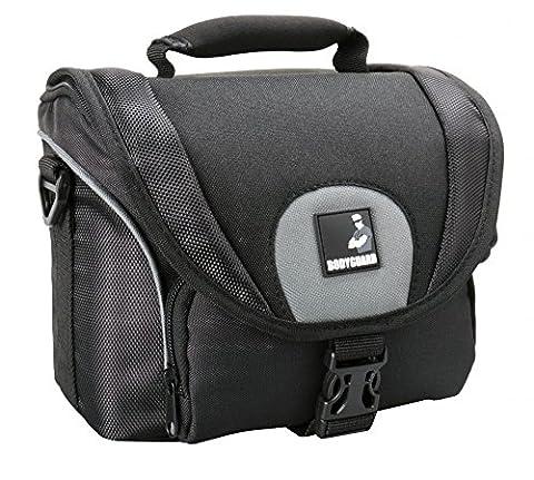 Fototasche Bodyguard SLR M für Body u. 2 Objektive für Nikon D800 D3200 D3300 D5100 D5200 D5300 D5500 D7000 D7100 D7200 Canon EOS 1200D 1300D 700D 750D