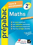 Maths 2de - Prépabac Cours & entraînement: Cours, méthodes et exercices - Seconde