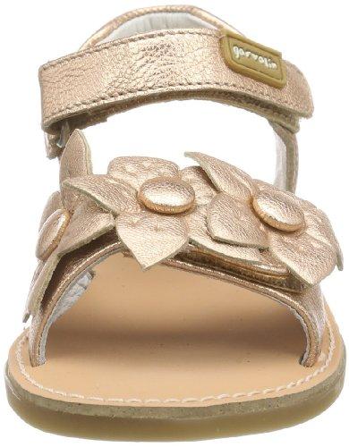 Garvalin 142420, Sandales fille Or - Gold - Gold (Monrrovia)