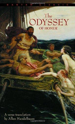 The Odyssey of Homer: A New Verse Translation (Bantam Classics)