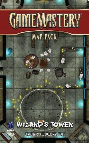 GameMastery Map Pack: Wizard's Tower