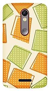 TrilMil Printed Designer Mobile Case Back Cover For Motorola Droid Turbo 2