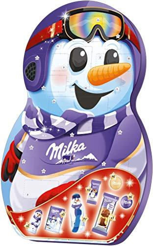 Milka Snow Mix Adventskalender