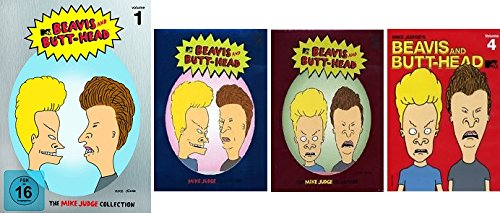 The Mike Judge Collection: Vols. 1-4 (11 DVDs)