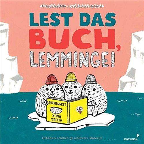 Lest das Buch, Lemminge ! (Tiere Lemmings)