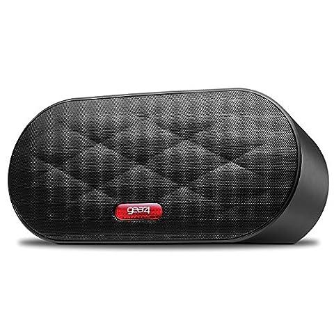 Haut-parleur stéréo Bluetooth sans fil True Gear4 avec faible distorsion