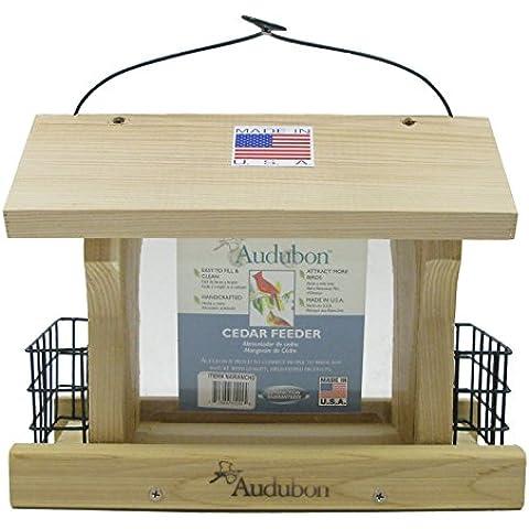 WOODLINK - Cedar Ranch Bird Feeder, 5-Lb.