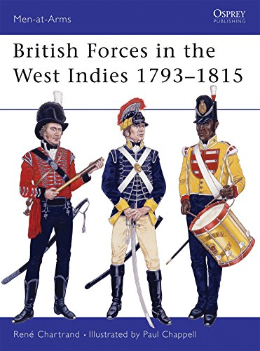 British Forces in the West Indies 1793-1815 (Men-at-Arms, Band 294)
