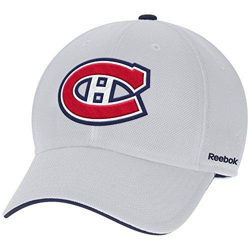 Reebok NHL PRO Form Strukturierte Flex, Herren, NHL Pro Shape Structured Flex, weiß, Small/Medium -