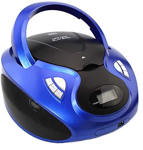 CD-Player | Tragbares Stereo Rad...