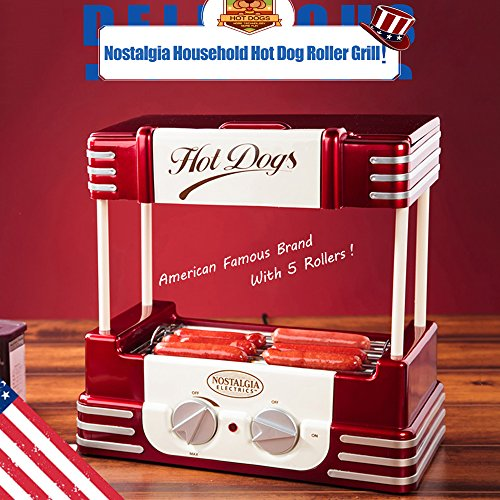 Hot Dog Roller Grill Amazon
