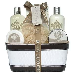 Gloss Corbeille de Bain Body Luxurious Coco - 6 Pièces
