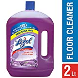 #3: Lizol Disinfectant Surface Cleaner Lavender 2L