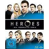 Heroes - Gesamtbox/Season 1-4