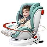 Hot Mom Seggiolino auto per bambini dal gruppo 0+ al gruppo 3 con ISOFIX e...