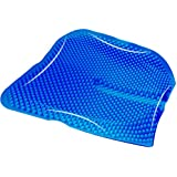Fansport Car Seat Cushion Breathable 3D Silicone Car Seat Pad Chair Cushion For Auto Car Office