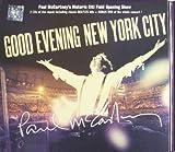 Good evening New York City (2CD + 1DVD)