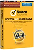 Norton 360 Multi Device 2.0 - 10 Geräte (PC, MAC, Android, iOS) (Minibox)