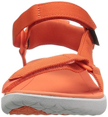 Teva Sanborn Universal Women's Sandaloii da Passeggio - SS17 Orange ...