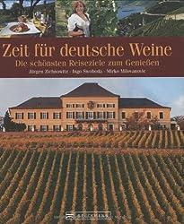 Zeit für deutsche Weine: Die schönsten Reiseziele zum Genießen