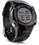 Garmin Approach S2 GPS Golf Watch - Black/Red