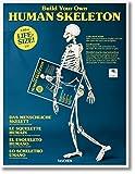 Build Your Own Human Skeleton - Life Size! - Taschen