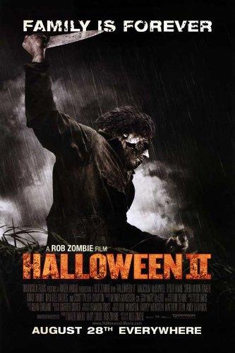 Halloween 2 Plakat Movie Poster (27 x 40 Inches - 69cm x 102cm) (2009) G (2 Chase Vanek Halloween)