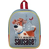 Secret Life Of Pets Junior Backpack School Bag Children�??s Max Rucksack