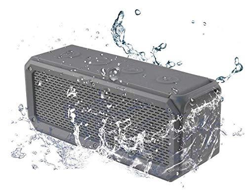 Altavoz Bluetooth Exterior Impermeable 10W Banda de alimentación móvil sin pérdidas Calidad...