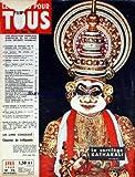 LECTURES POUR TOUS [No 76] du 01/04/1960 - LE SORTILEGE KATHAKALI - DR SCHWEITZER - MAITRE RENE FLORIOT - UN AMOUR DE GOETHE PAR MAUROIS - M. BERNARD - GUY VERDOT - LE PROCES DE DAYTON - PARRAINS D'OUTRE-ATLANTIQUE - LES MYSTERES DE L'OCEAN - MARK TWAIN - COROT - J.L. BARRAULT - LES POPES ET LES COMMISSAIRES - FOOT EN OR MASSIF - DESGRAUPES ET PIERRE DUMAYET - R. ESCARPIT - ODETTE PANNETIER - G. RASMUSSEN