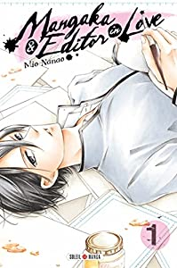 Mangaka & Editor In Love Edition simple Tome 1