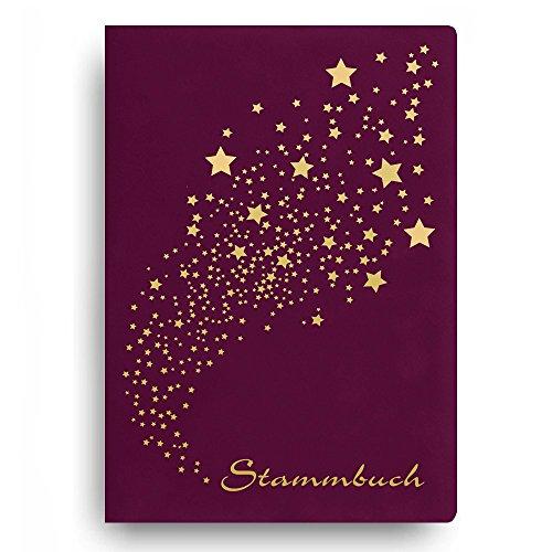 Stammbuch der Familie 'Light' Familienbuch Familienstammbuch Stammbaum Stammbücher - Standard bordeaux