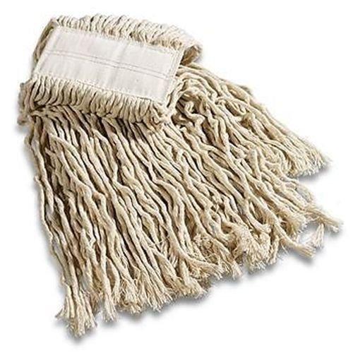 10 pezzi mop mocio professionale in cotone gr.400 per attacco a pinza