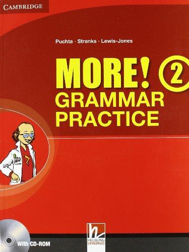 New more! Grammar practice. Per la Scuola media. Con espansione online: 2