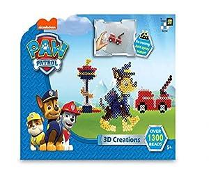Ezee Beads- Juego 3D, 1300 Piezas (Toy Partner 6244)