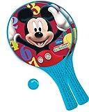 Disney MONDO Micky Maus Paddel Schläger-Set