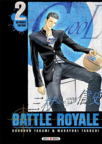 Battle Royale Ultimate edition Tome 2