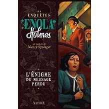 Les enquêtes d'Enola Holmes