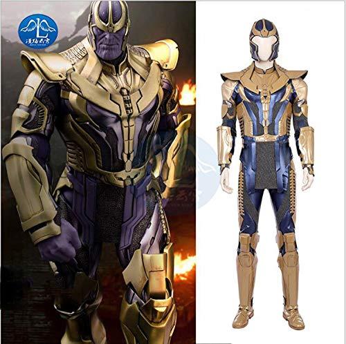 ay Kostüm Halloween Kleidung Requisiten Helm Cosplay Kostüme Für Männer Kostüm Männer,S ()