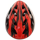 #6: HAWK Unisex Pvc Cycling Helmet 54 - 60
