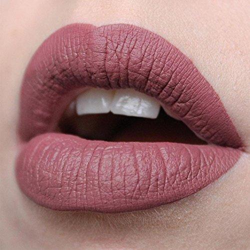 Lippenstift, GreatestPAK Langlebige Lippenstift Wasserdicht Matt Flüssig Lipgloss Lip Liner Kosmetik