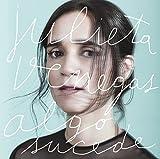 Songtexte von Julieta Venegas - Algo sucede