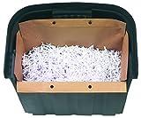 Rexel Mercury 2102063 - Pack de 20 bolsas reciclables para destructora de papel, 30 l de capacidad
