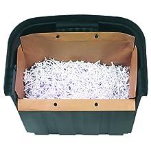 Rexel Recyclable Shredder Waste Sacks, 30L Capacity, Pack of 20, For Rexel Mercury 30L Shredders, 2102063