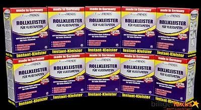 10 PAKETE Vlieskleister Rollkleister Kleister für Vliestapeten Vlieskleber von EuroTrade bei TapetenShop
