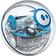 Categoria/Sottocategoria:DroneArticolo:SPHERO SPRK + Confezione da 1PZDrone Remote control via Bluetooth (range up to 30m), transparent shell, the maximum speed of 2m / s, LEDs, programming capability, compatibility with iOS / Android ...