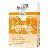 Lavera Geschenkset Dusch & Body Orange Feeling Wellness Set 2x150ml