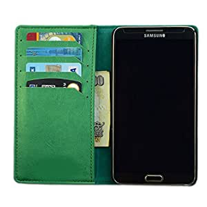 StylE ViSioN PU Leather Flip Cover For Micromax Canvas Doodle 3 A102
