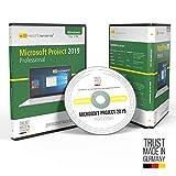 Microsoft® Project 2019 Professional DVD mit original Lizenz. Papiere & Lizenzunterlagen von S2-Software GmbH & Co. KG