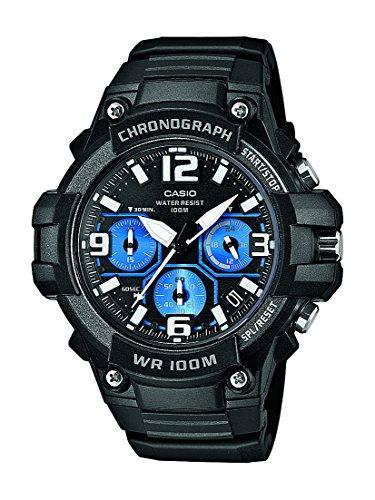 Casio Herren-Armbanduhr Analog Quarz Resin MCW-100H-1A2VEF